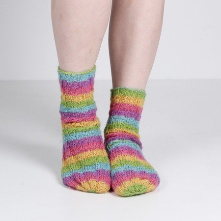 Twisted Tube Socks
