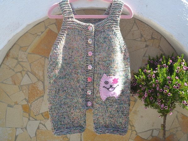 Favorit Baby-Strampler stricken // Babybody stricken EF05