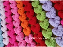 Häkelanleitung herz PDF ternura amigurumi english- deutsch- dutch