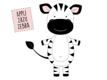 Applikationsvorlage Zebra