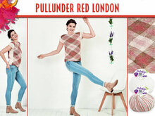 PULLUNDER RED LONDON