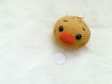 Chick Music Box - Crochet Pattern