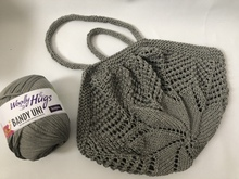 Bag Strickbeutel Woolly
