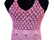 Women Crochet Top