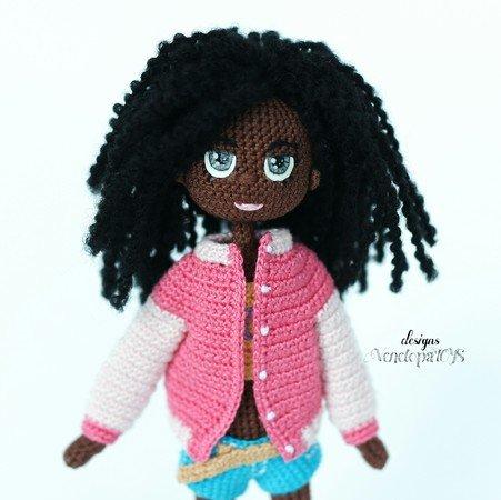345 Best crochet Accessories & Clothes for Amigurumi - free ...   450x451