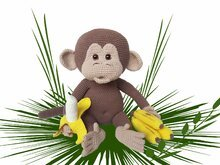 Wild Life XXL - Monkey Charly - Crochet pattern