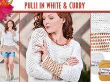 PULLI IN WHITE & CURRY