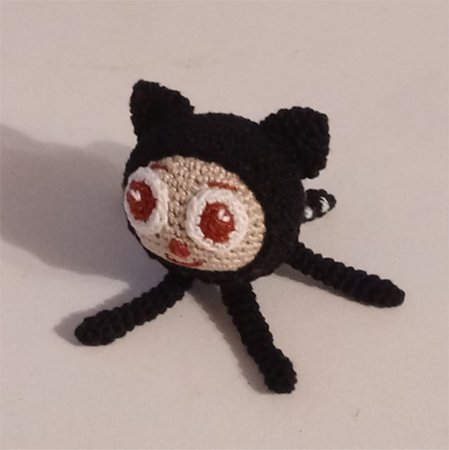 Anime And Cartoon Amigurumi Fan Art on Freakgurumi - DeviantArt | 450x449