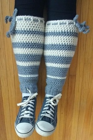 Below Knee Leg-Warmers