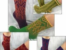 Mappe *Socks in Between*