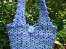 Shell Stitch Tote Bag - PA-225