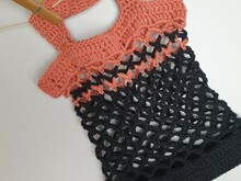 Net Bag Crochet pattern