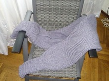 Scarf with Sleeves pattern