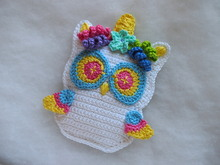Unicorn Owl