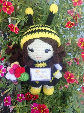 Ravelry: Briella the Bee Girl pattern by Neogurumi   450x338