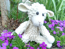 Crochet Pattern Sheep Lola