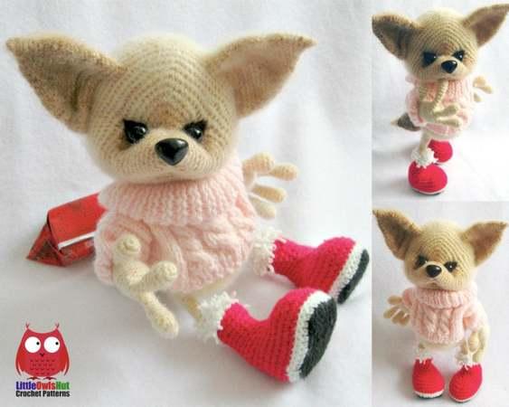Crochet bunny amigurumi pattern | Amiguroom Toys | 450x563