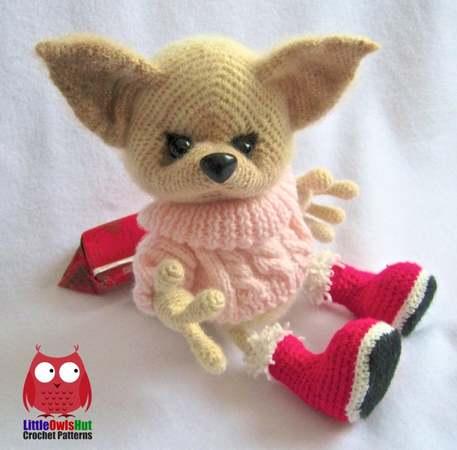 Mandrake Crochet | JojoGurumi | 450x457