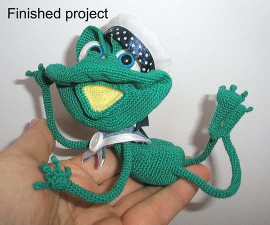 Cute Crococile Pattern Amigurumi Crochet Printable PDF   Etsy   450x540