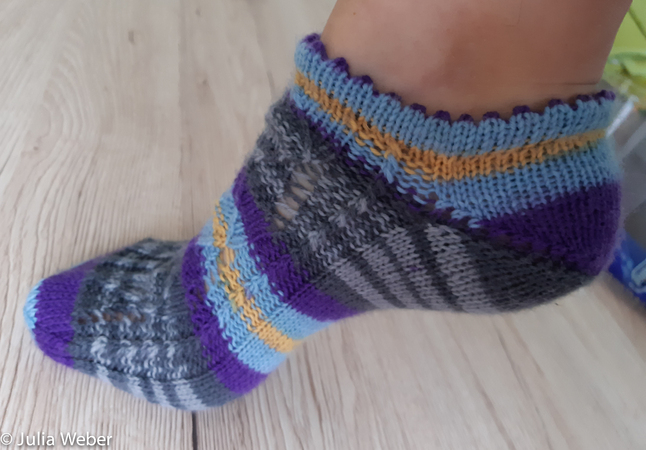 Sneakersocken Mercadillo