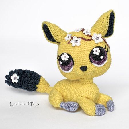 Amigurumi Black Cat Kitten Animal Toy Doll Halloween PDF | Etsy | 450x450