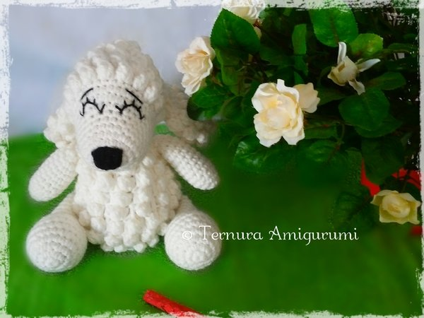 Crochet pattern woody the puppy pdf ternura amigurumi english- deutsch- dutch
