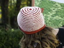 "Hat knitting pattern ""My Stripes"" for children and adults"