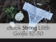 E-Book String Lilith Gr. 32-50