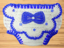Crochet Panties pattern