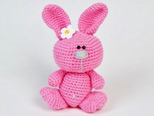 Crochet Pattern Little Bunny