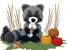 Racoon Autumn Edition Pattern Amigurumi