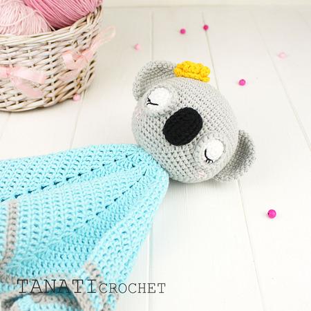 Elephant comforter / lovey / blanket / amigurumi / soft toy / baby ... | 450x450