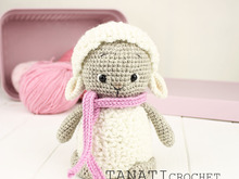 "Crochet Pattern ""Little LAMB"""