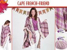 CAPE FRENCH-FRIEND