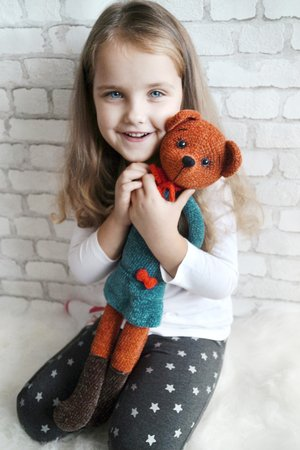 Crochet Pattern Fox