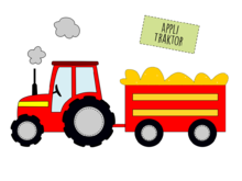 Applikationsvorlage Traktor