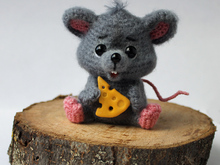 Little Mouse, Crochet pattern