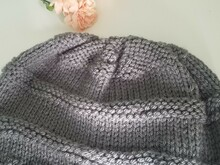 Pattern Reversable hat in S, M and L