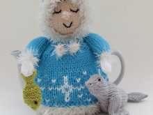 Eskimo Girl Tea Cosy