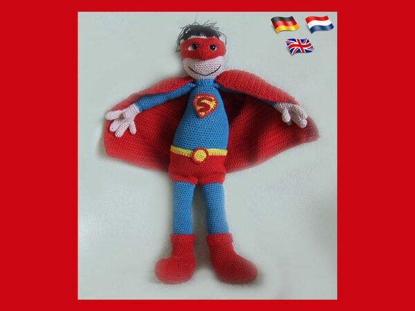 Top 15 FREE Superhero Patterns | Top Crochet Patterns | 450x600