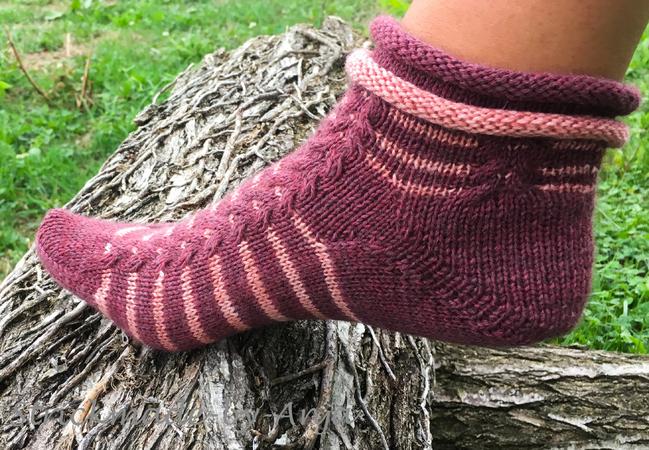Raupensocken Knitting Socks Knitting Patterns Knitting 10