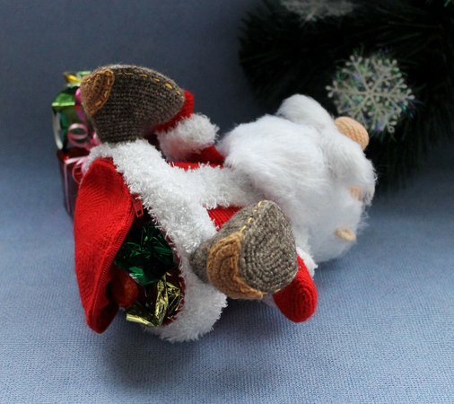 Santa Claus, Crochet pattern