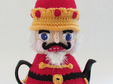 The Nutcracker Tea Cosy Knitting Pattern