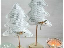 Little pinetree crochet pattern