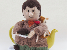 Robert Burns Tea Cosy Knitting Pattern