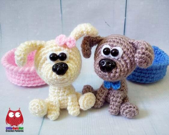 Crochet Parfait: Amigurumi Yorkie Tutorial | 450x563