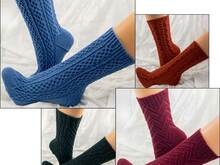 Mappe *Socks in Winter*