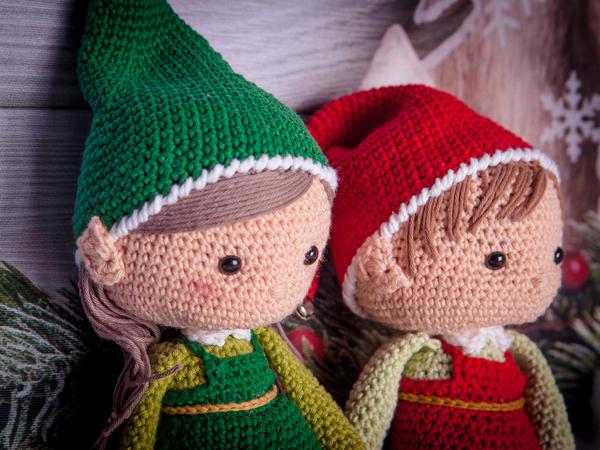 Crochet a Jigsaw-Inspired Elf on the Shelf, Billy the Elf, For ... | 450x600