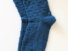 Pattern Thora Socks