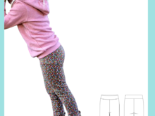Leggings Toni Gr. 98-122